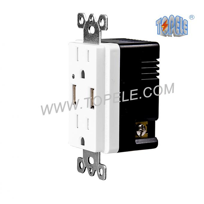 20   receptacle t er likewise Receptacles Electrical moreover Outlets likewise Industrial grade receptacles 20a 125v nema 5 20r ah5252 ah5352 in addition T er Resistant Outlet Receptacle Ul2008. on 20a gfci with usb
